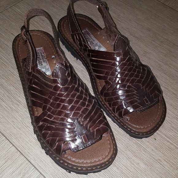 4d42df5433f3 Authentic Mexican Huaraches Sandals. M 5a525b562ae12f28c3011e2f